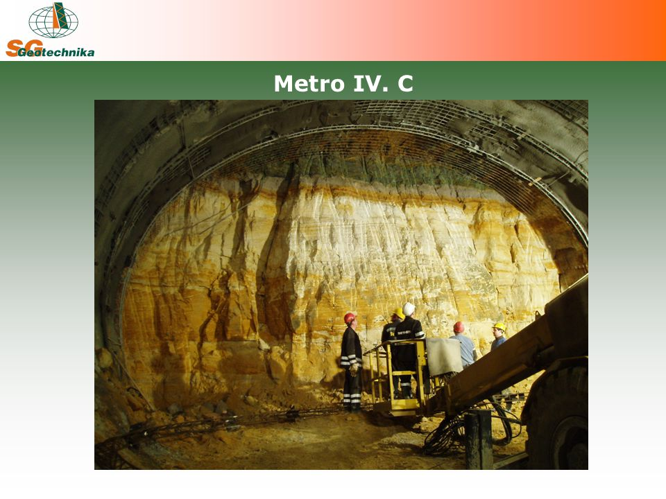 Metro IV. C