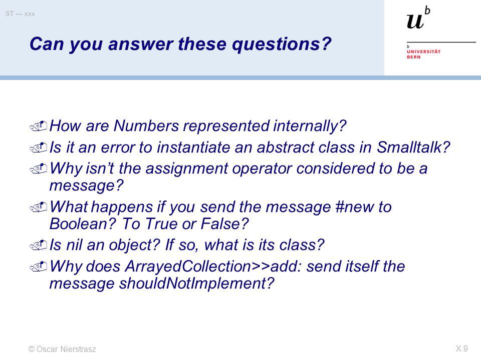 4. Smalltalk Coding Idioms