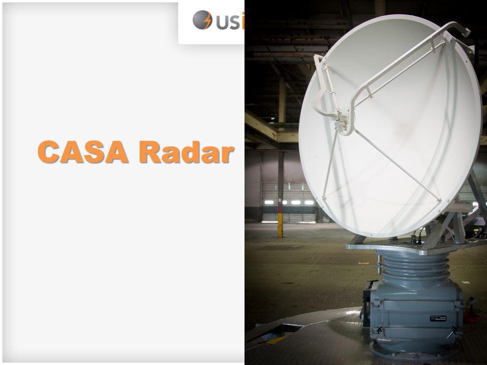 10 CASA Radar
