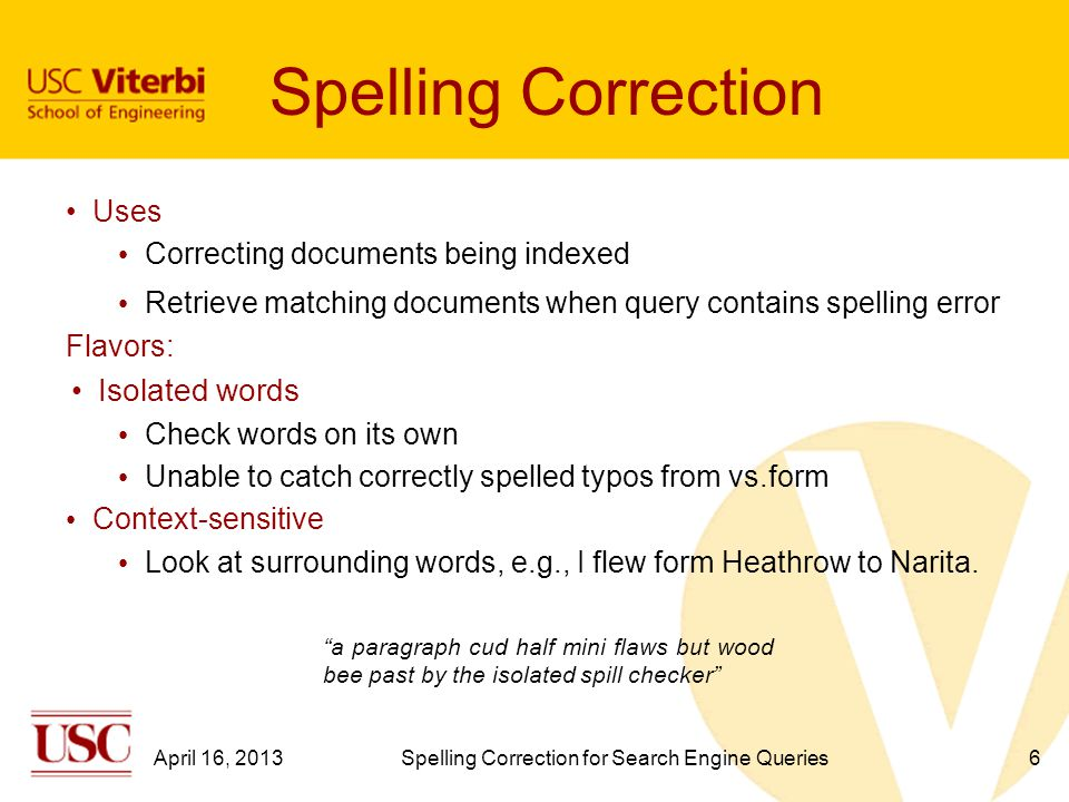 General issues in Spelling Correction UI Did you mean works for one suggestion.
