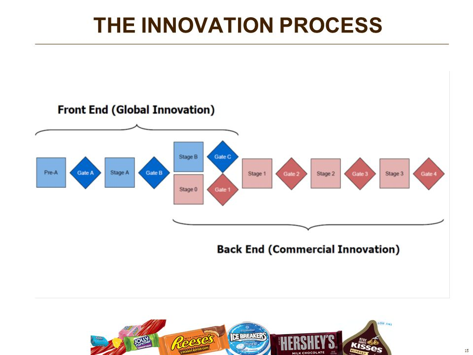 15 THE INNOVATION PROCESS