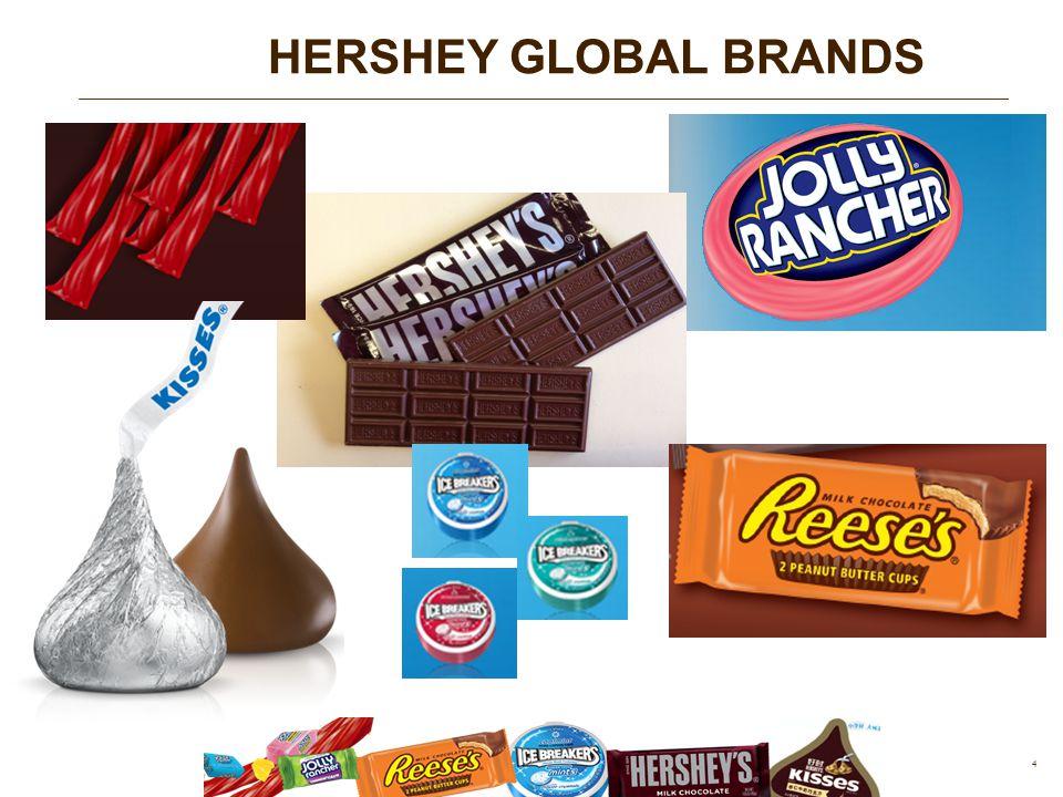 4 HERSHEY GLOBAL BRANDS