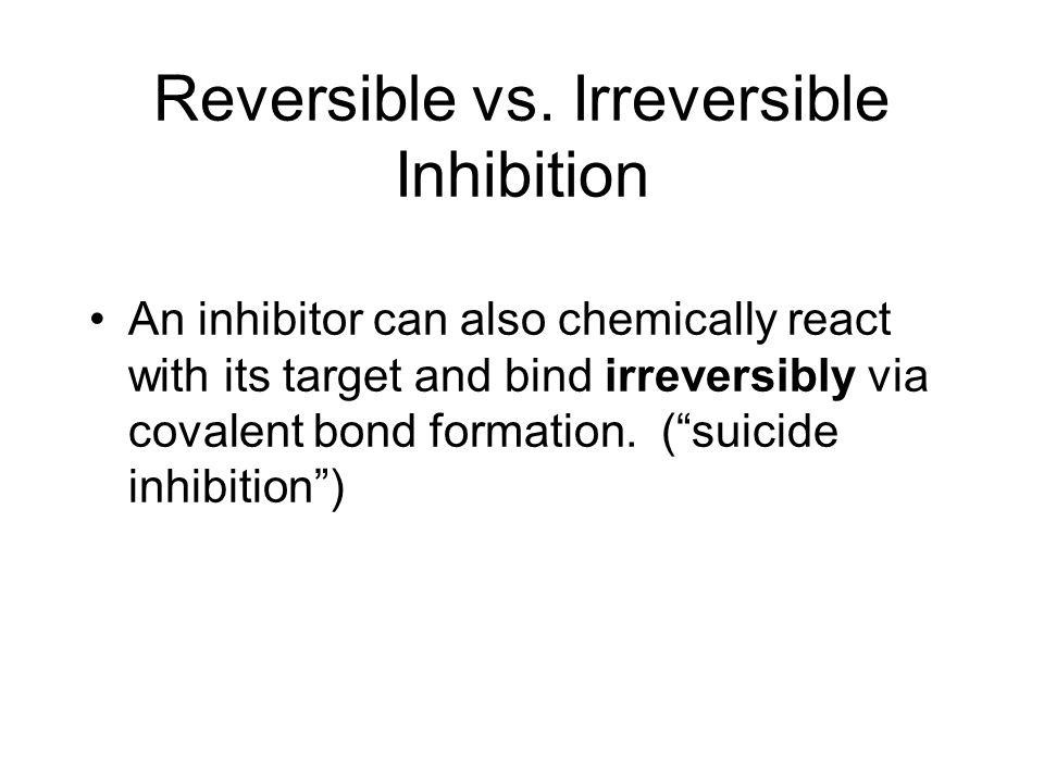 Reversible vs.