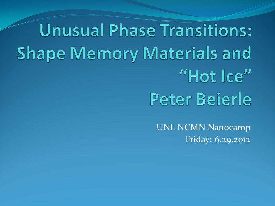 UNL NCMN Nanocamp Friday: 6.29.2012