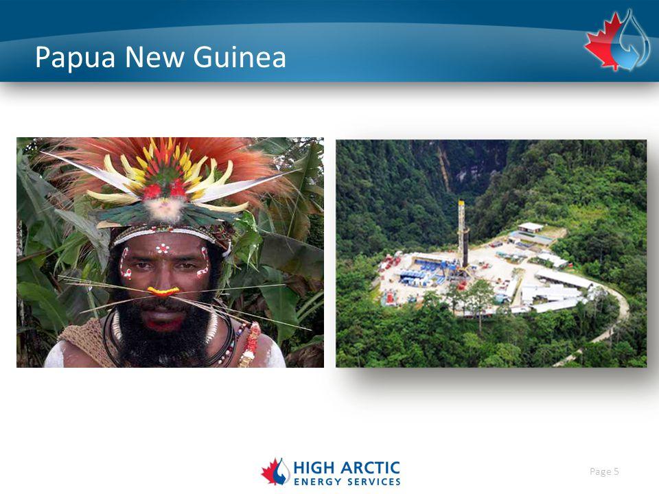Page 5 Papua New Guinea