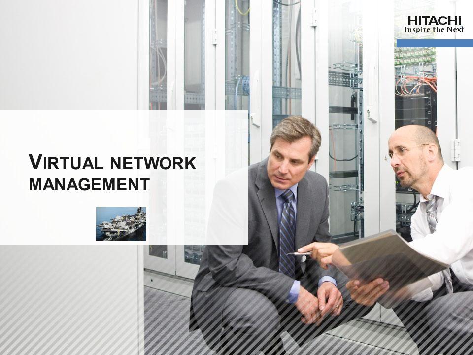 24 V IRTUAL NETWORK MANAGEMENT