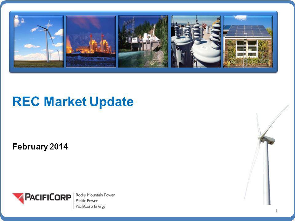 REC Market Update February 2014 1