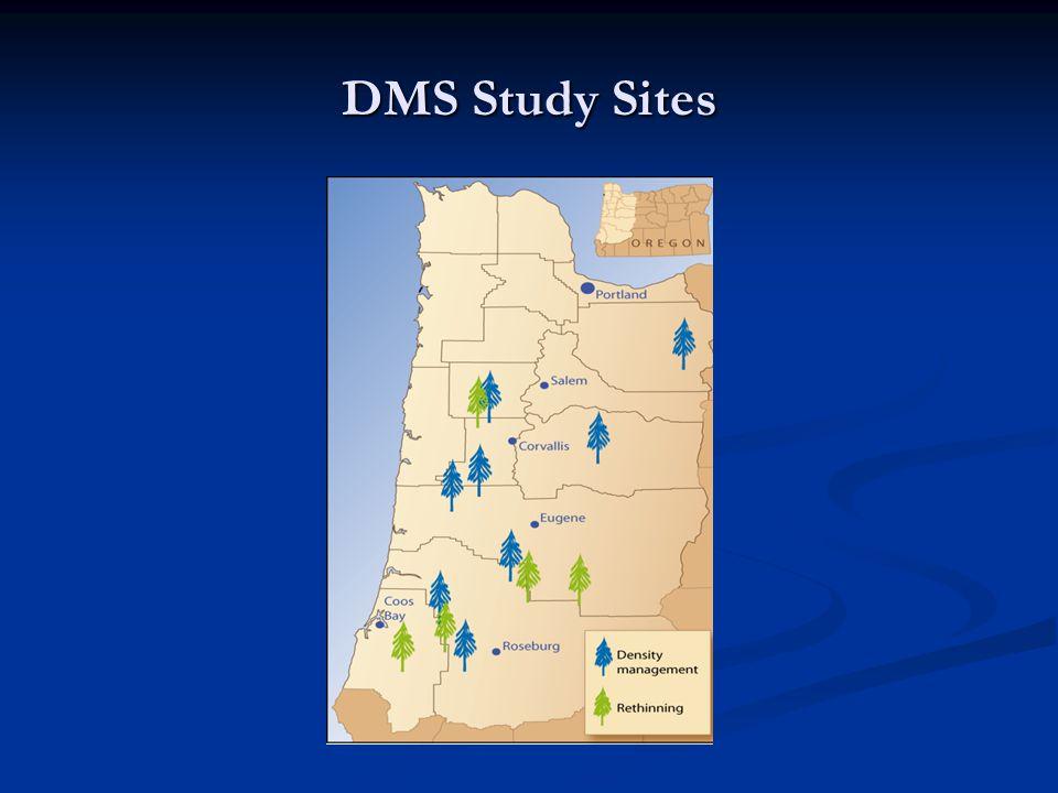 DMS Study Sites
