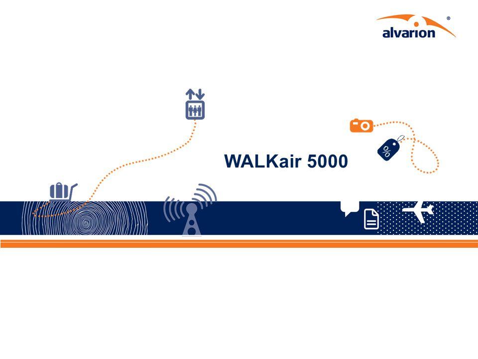 Proprietary Information. 23 WALKair 5000 23
