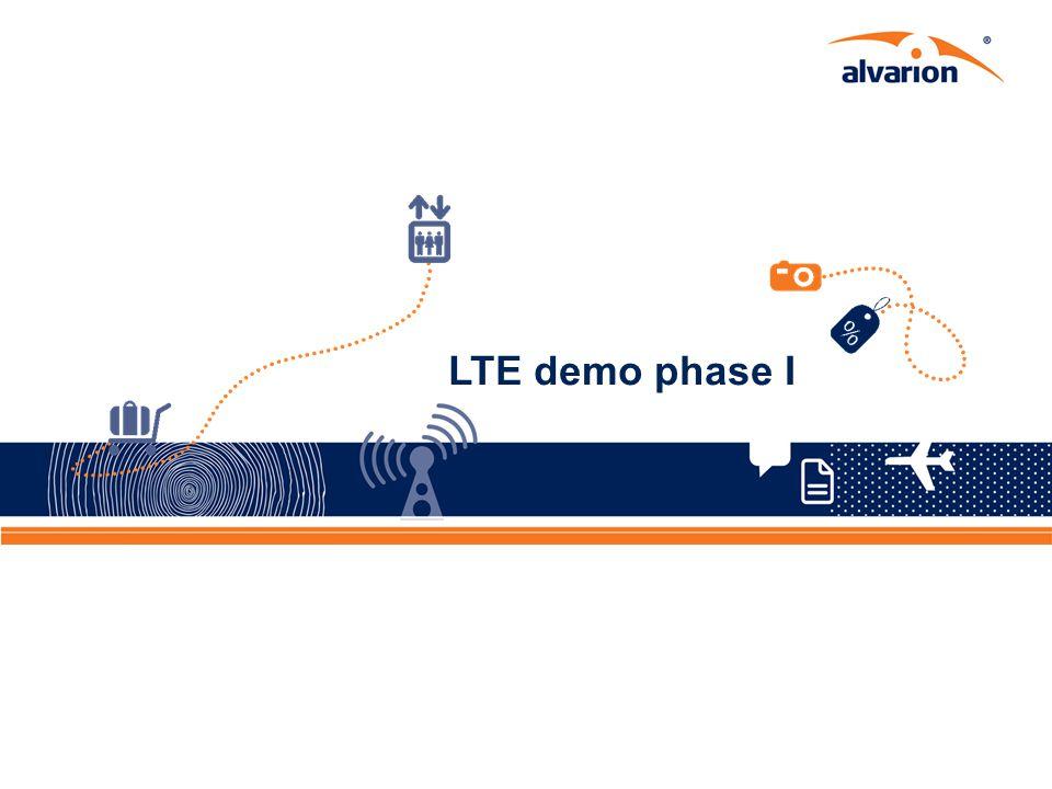 Proprietary Information. 28 LTE demo phase I 28