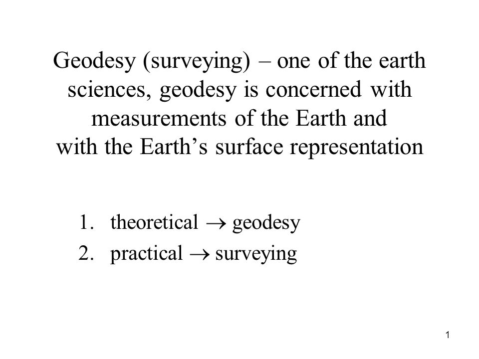Conclusion: The influence of the Earth's curvature on heights has to be considered (it means the correction has to be calculated) for all accurate measurements.