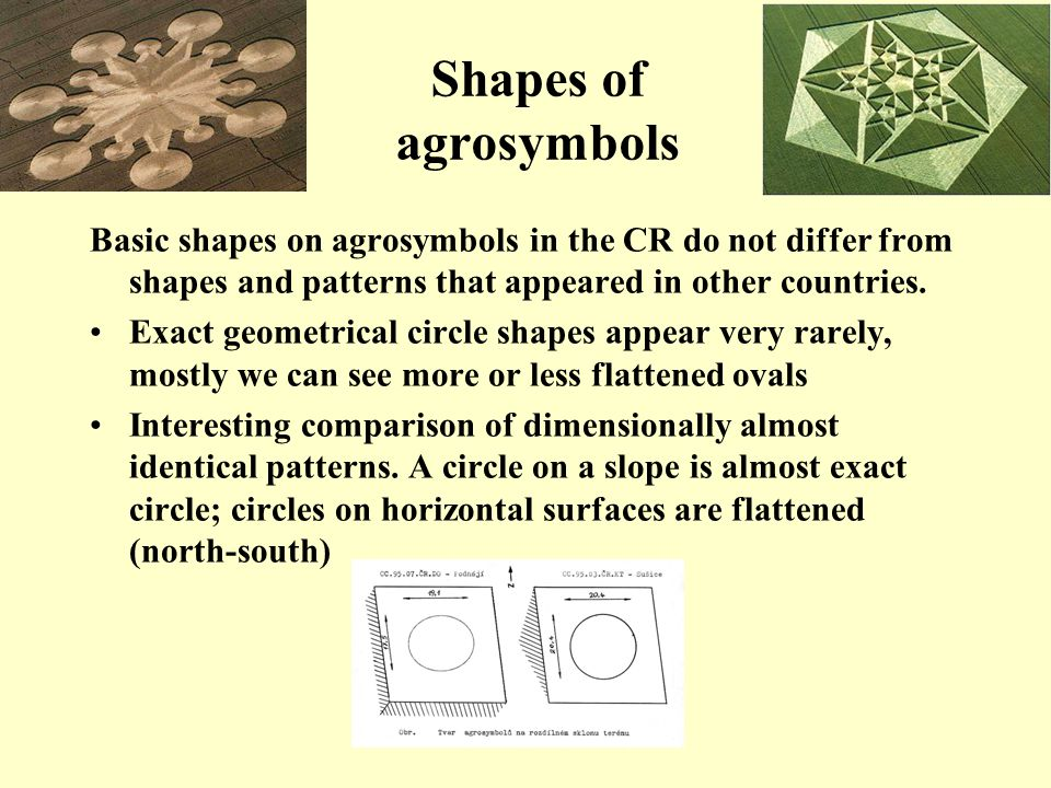 Monitored problems – biology Biological changes of plants are primary and most important signs of genuineness of agrosymbols.