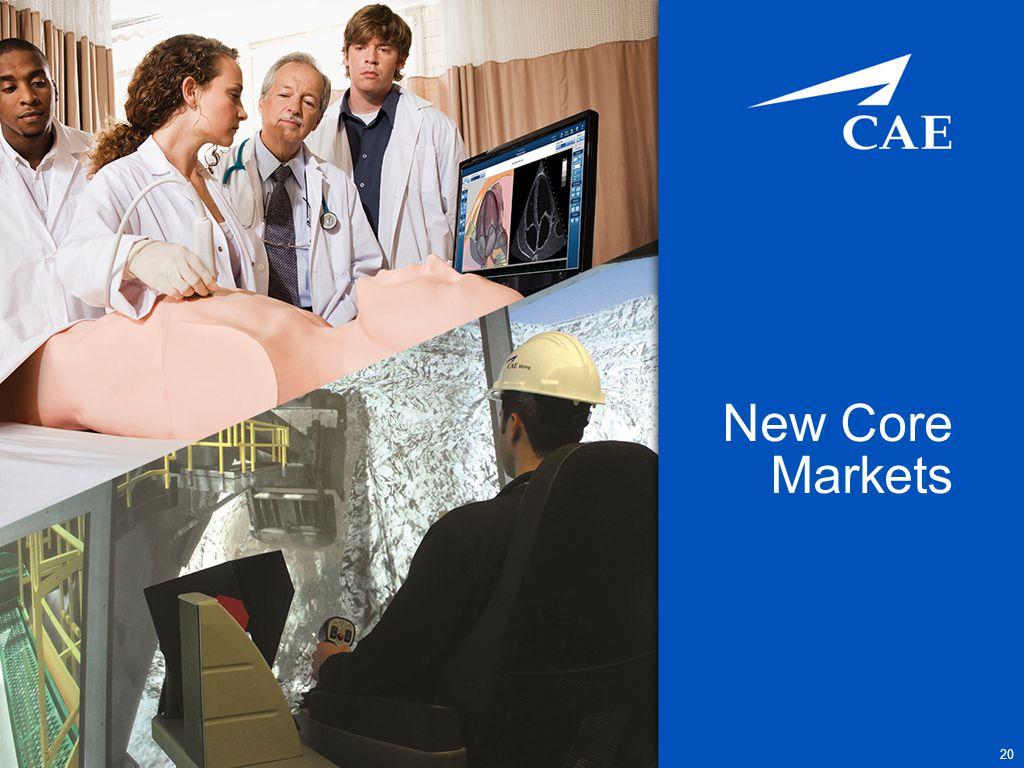 New Core Markets 20