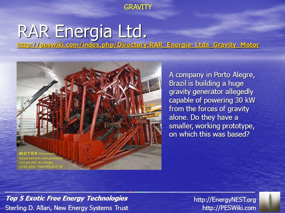 RAR Energia Ltd.