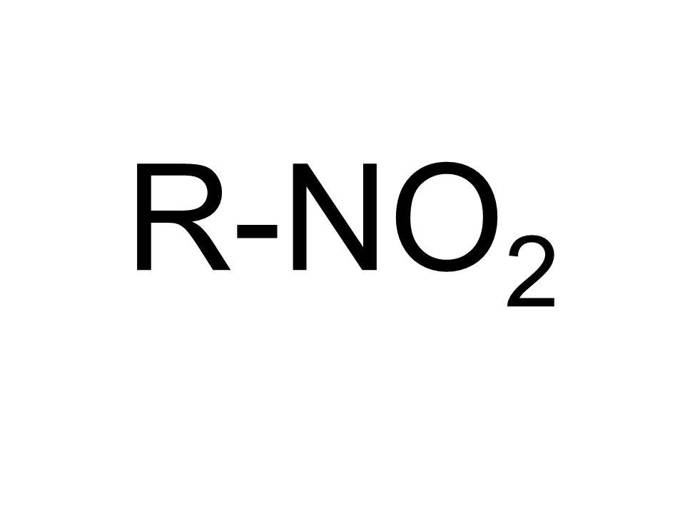 R-NO 2