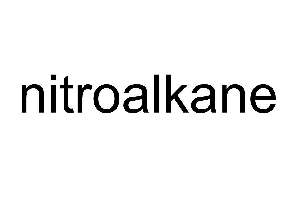 nitroalkane