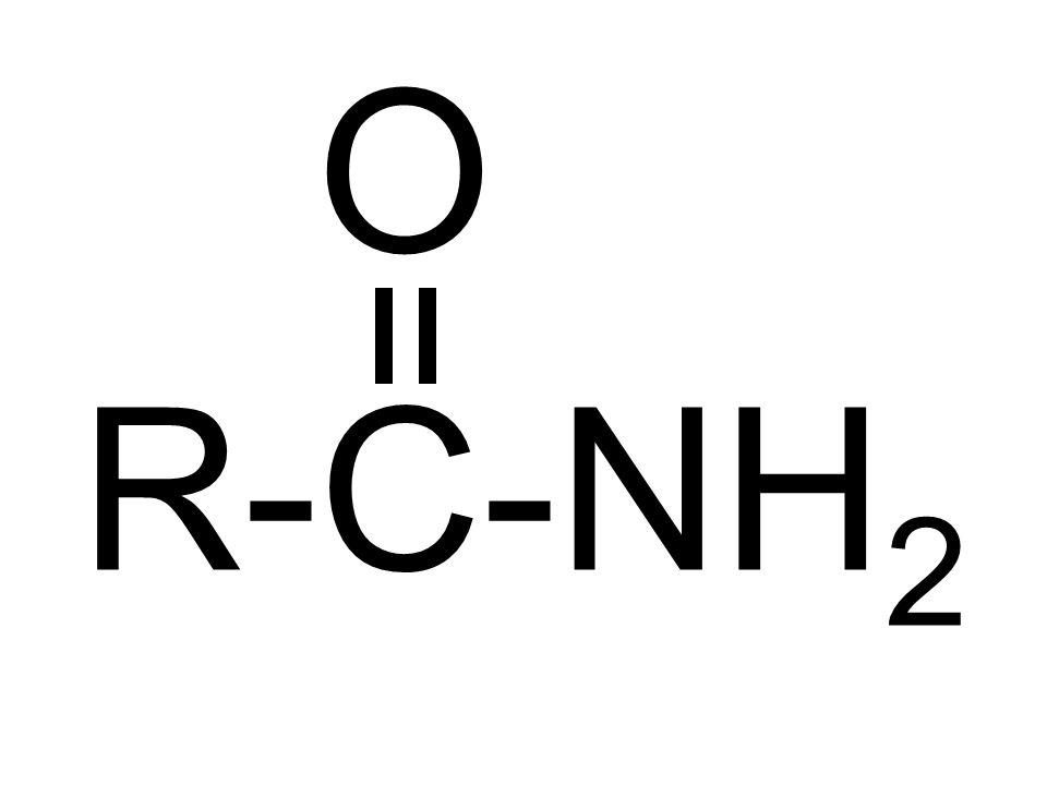 R-C-NH 2 O