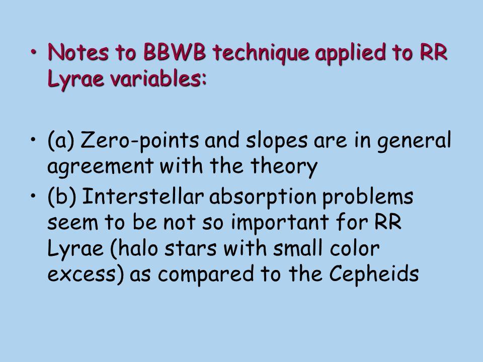 (c) RR Lyr – nearest RR-type variable - HST trigonometric parallax G.Fritz Benedict et al.