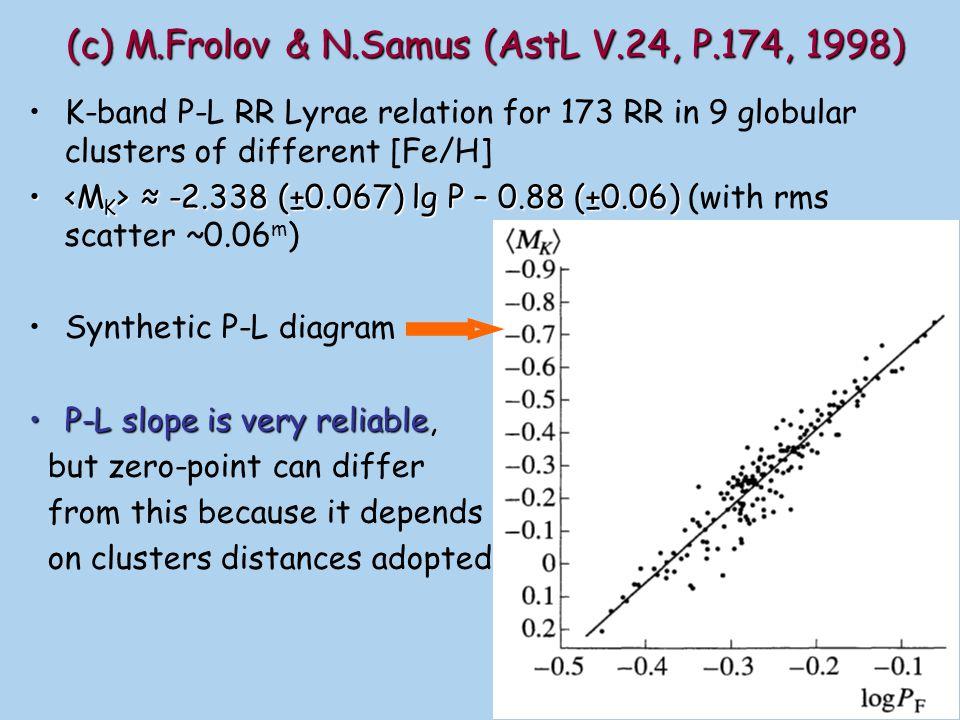 (c) F.Fusi-Pecci et al.