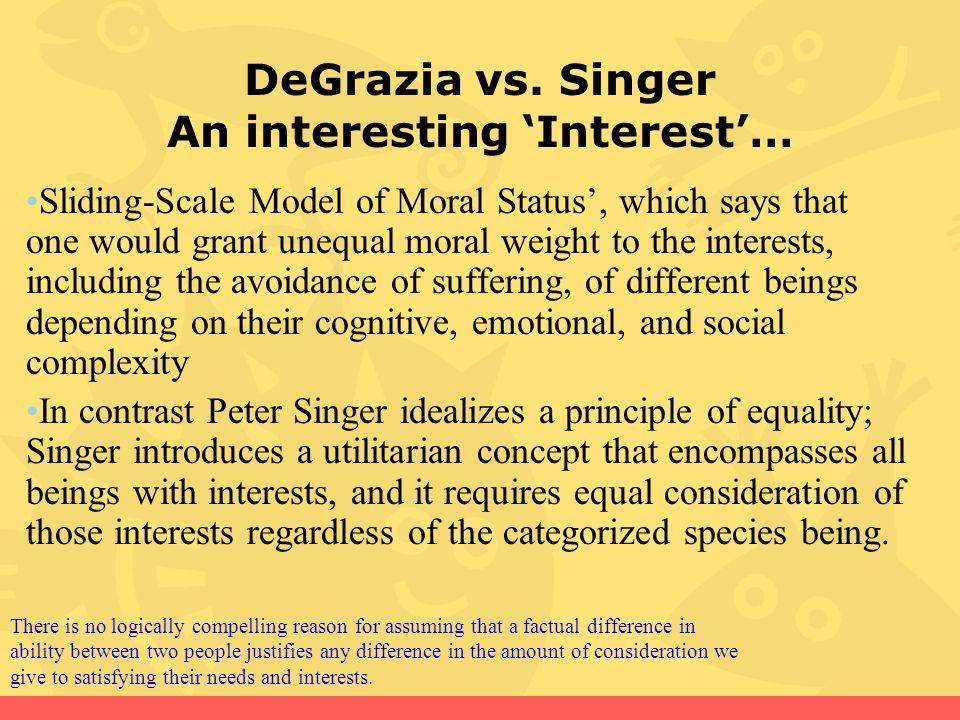 DeGrazia vs.
