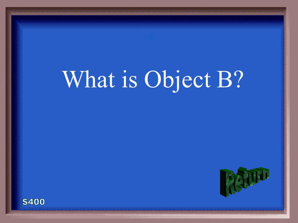 5-400 Object A and Object B have the same mass, but Object A has a greater volume.