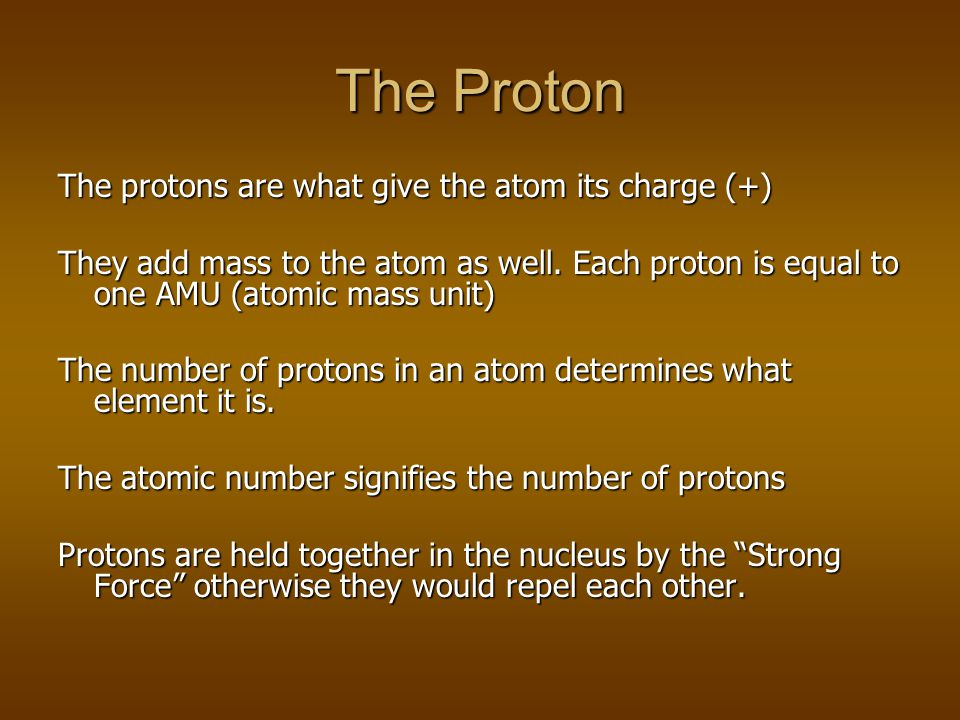 """The total number of protons & neutrons determines the mass of the atom Called the """"Mass Number"""" (atomic mass is the averaged mass of the isotopes and"""