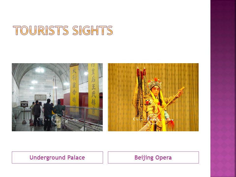 Underground PalaceBeijing Opera