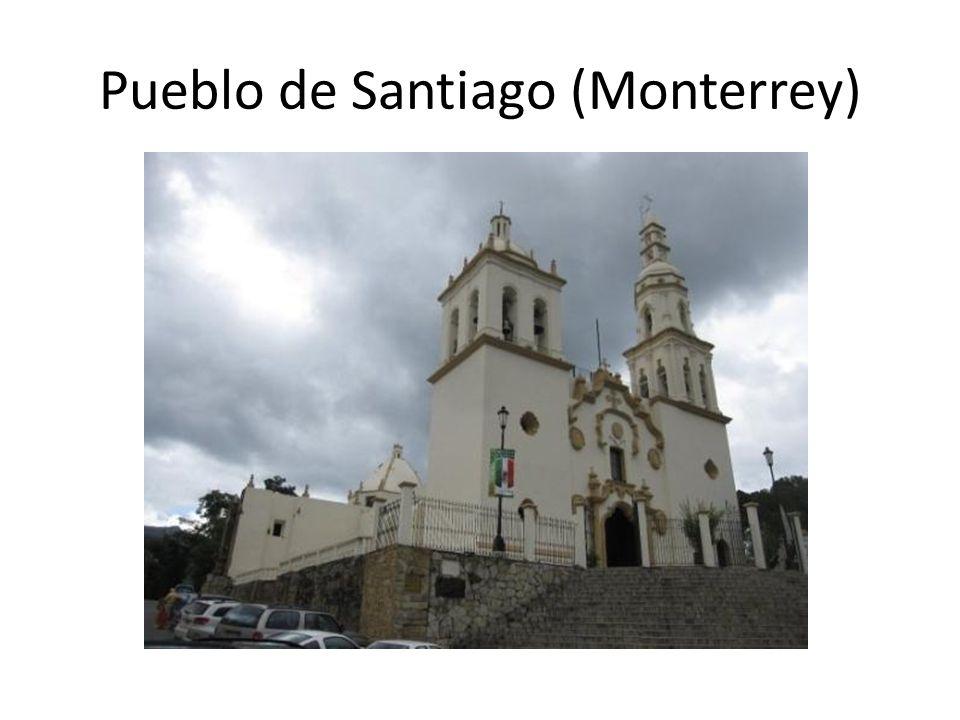 Pueblo de Santiago (Monterrey)