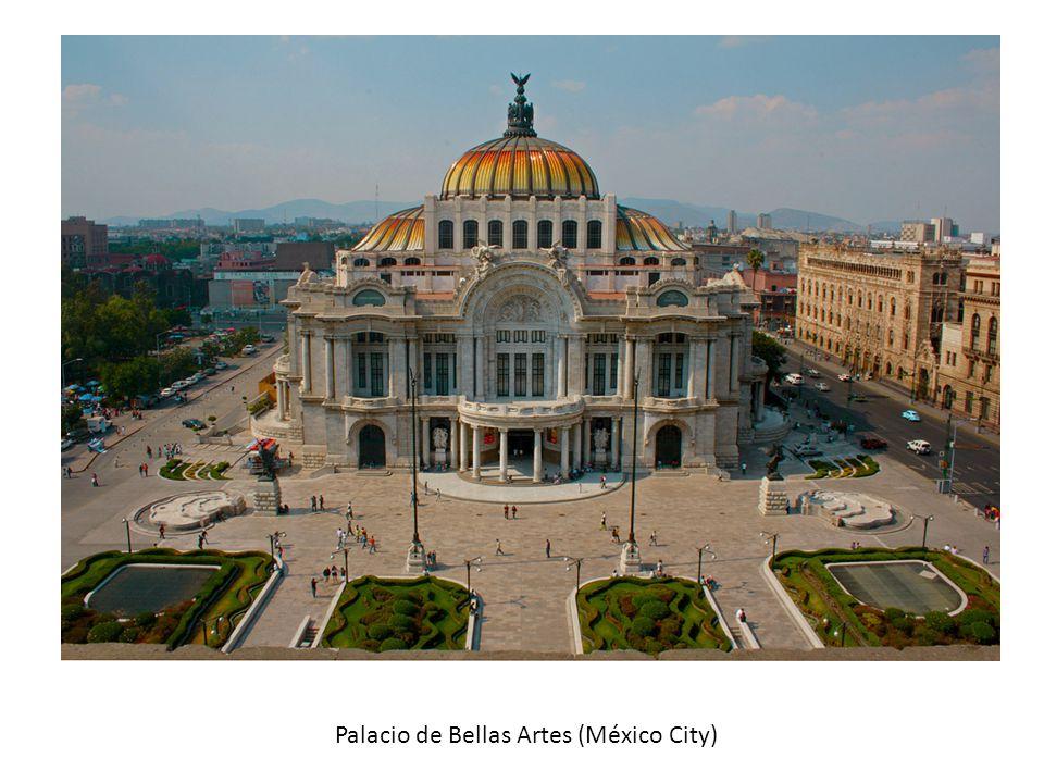 Palacio de Bellas Artes (México City)