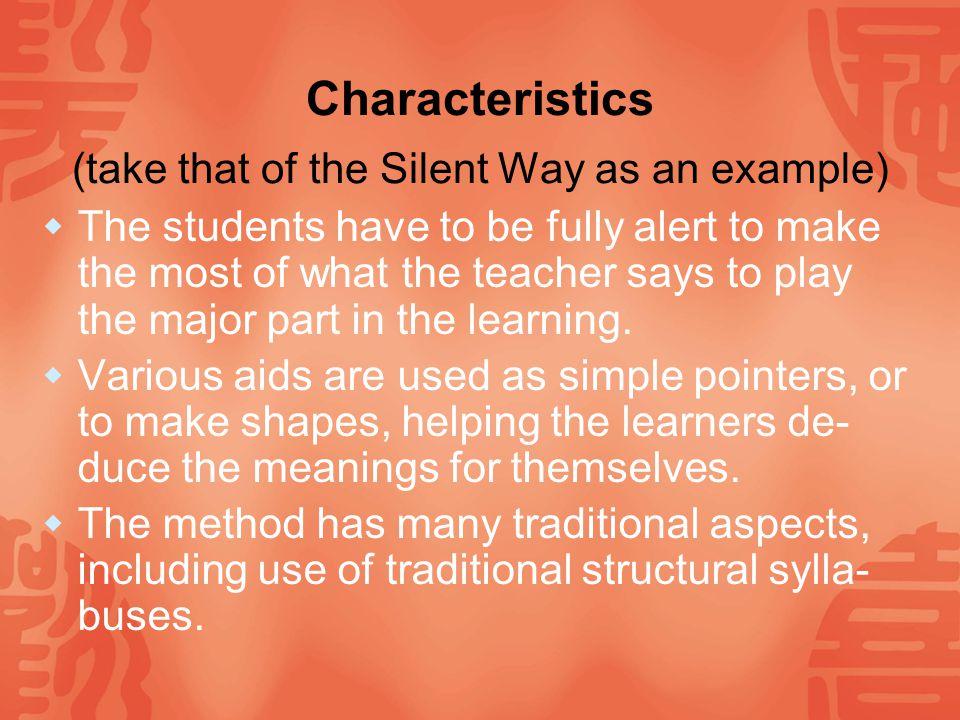 Ⅵ.Other Teaching Methods i.