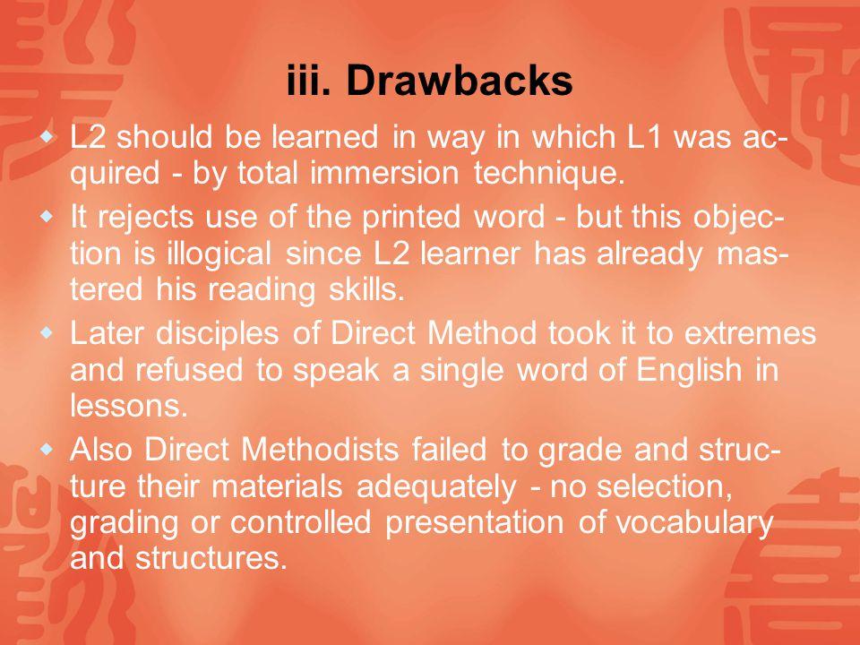 II.The Direct Method i.