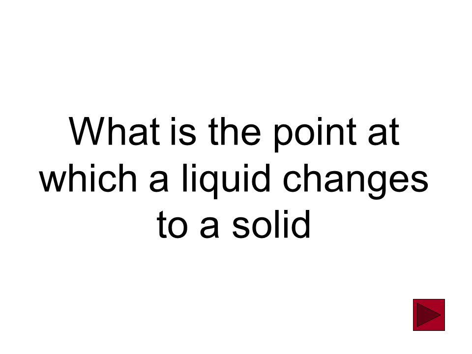 100 A) C) B) Liquid Solid Gas