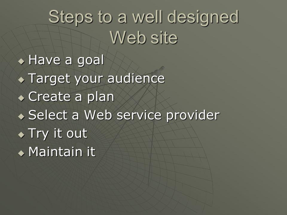 Toyota provides a balanced, attractive Web site.