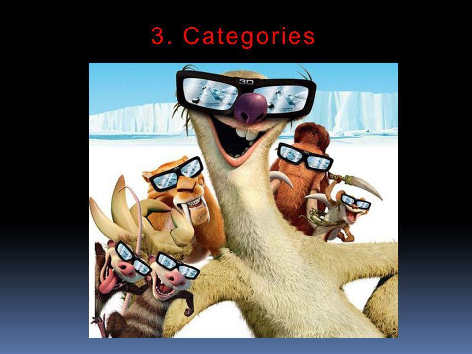 3. Categories
