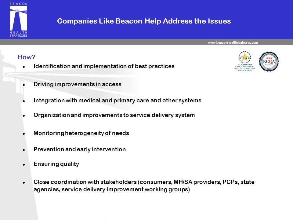 www.beaconhealthstrategies.com How.