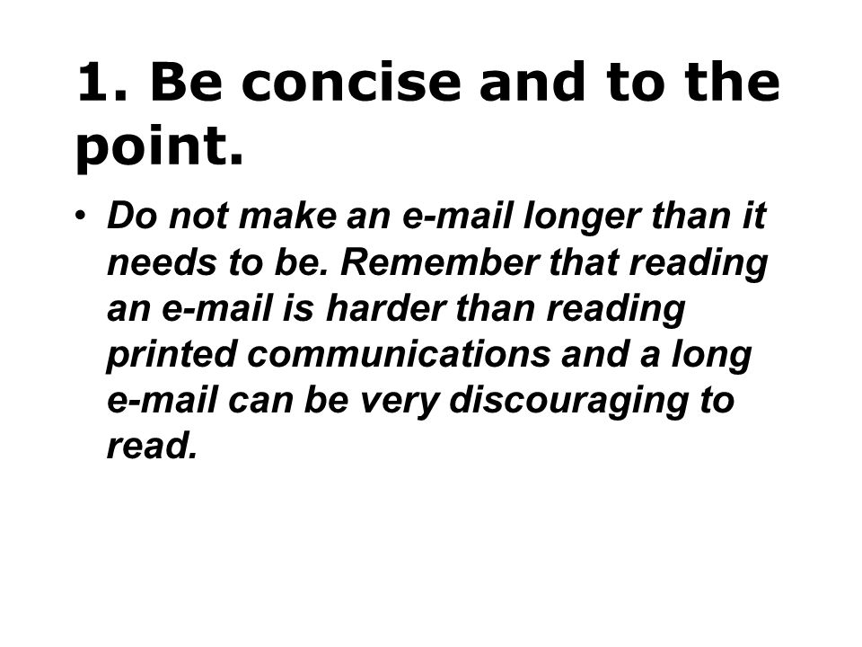 12.Add disclaimers to your emails.