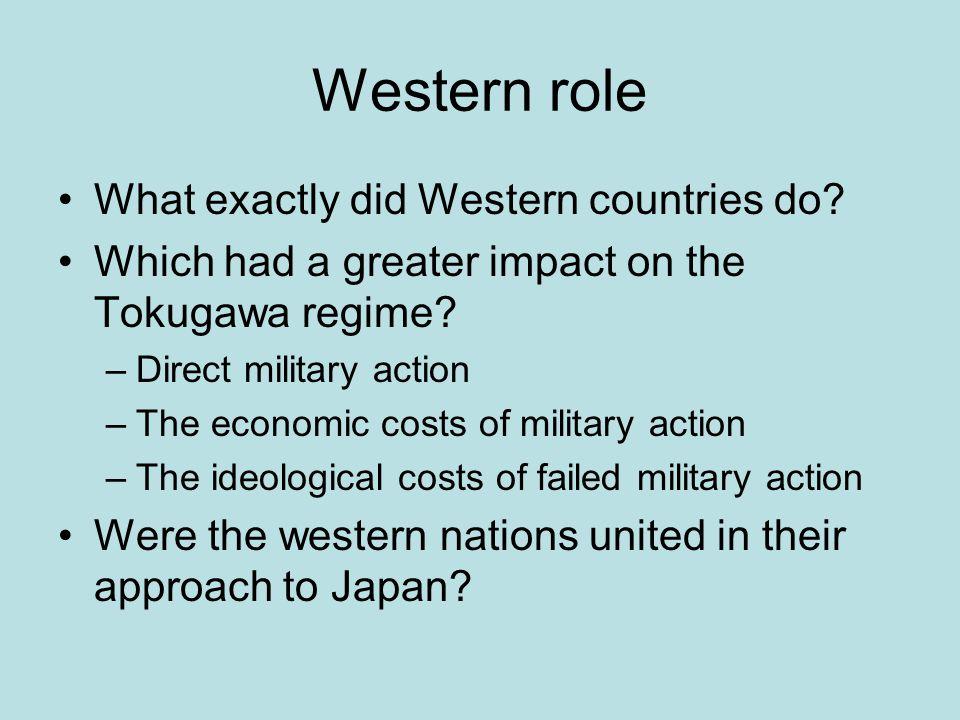 Westernization When did reform and modernization on western models begin.