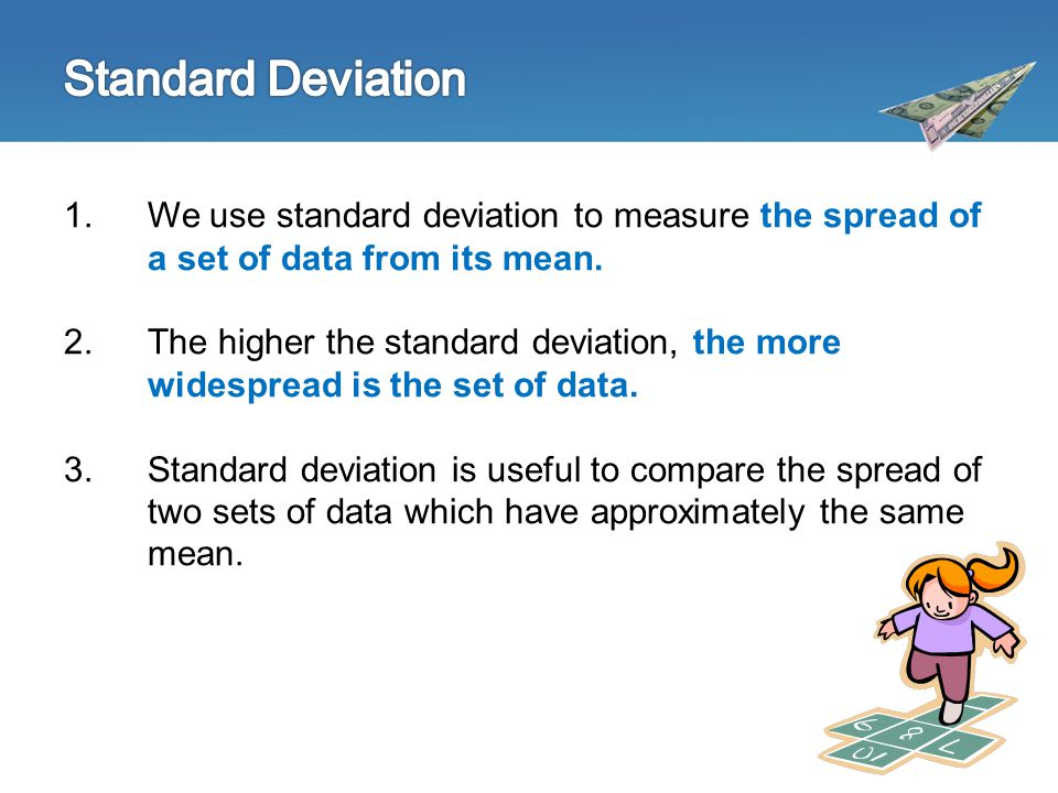 Comparison of Two Data Sets Remember to complete your homework. See you