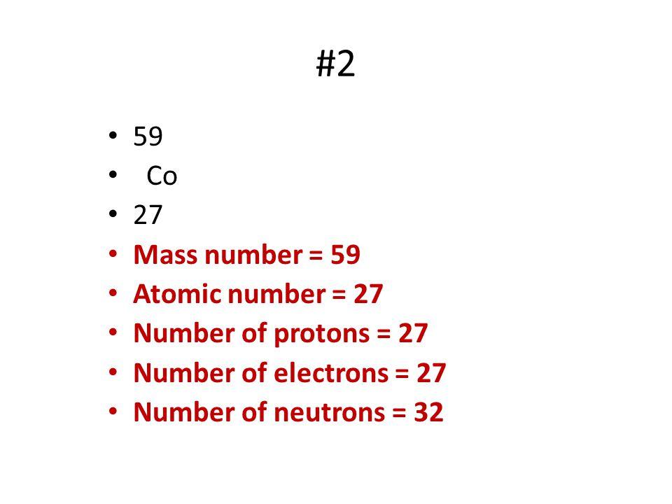 #22 Bohr Model