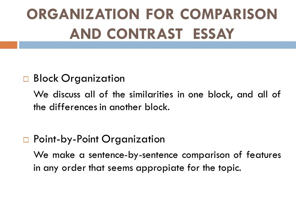 organization of a cause and effect essay