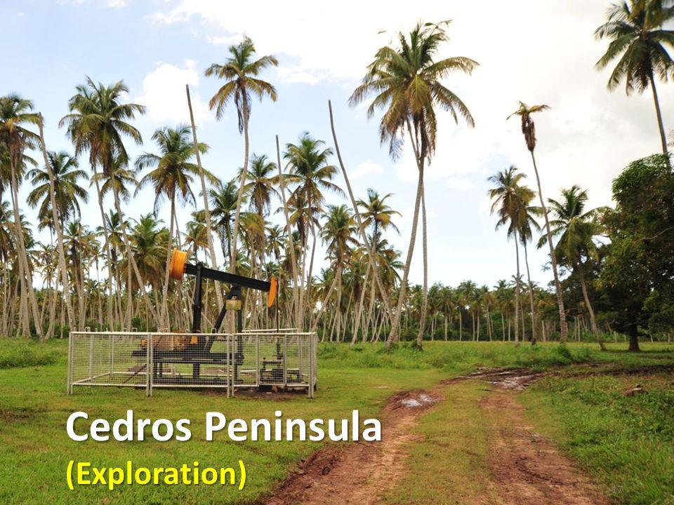 17 Cedros Peninsula (Exploration)