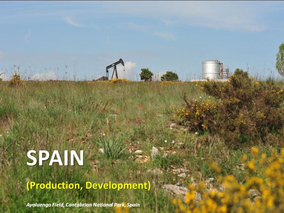 20 SPAIN (Production, Development) Ayoluengo Field, Cantabrian National Park, Spain