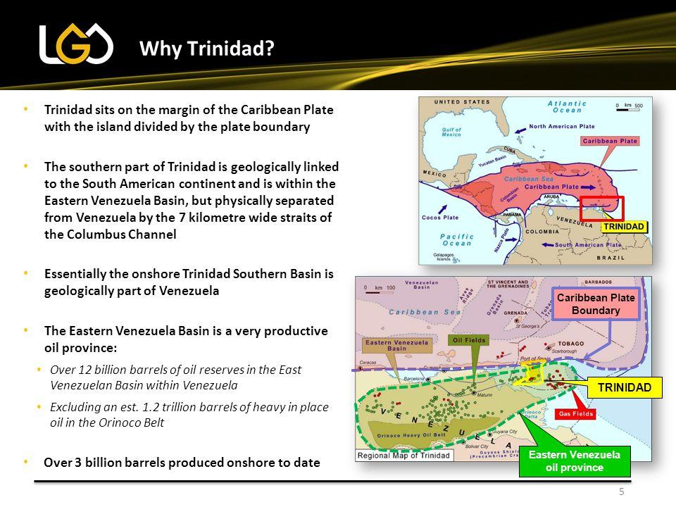 5 Why Trinidad.