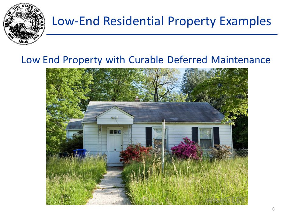 Foreclosure Sales The Indiana foreclosure process: Borrower fails to make required mortgage payments.