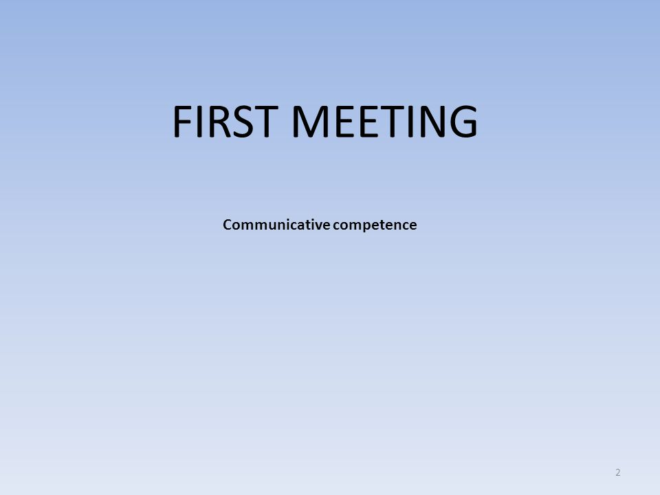 OUTCOMES FOR THE FIRST MEETING By the end of this meeting, participants will have: Understood the definition of translanguaging and how it captures the ways in which it can be used in our contexts.