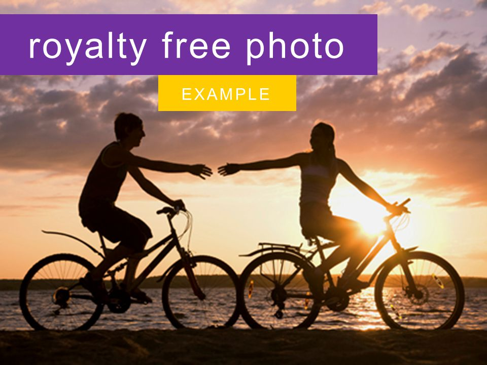 Example of a Royalty Free Image royalty free photo EXAMPLE