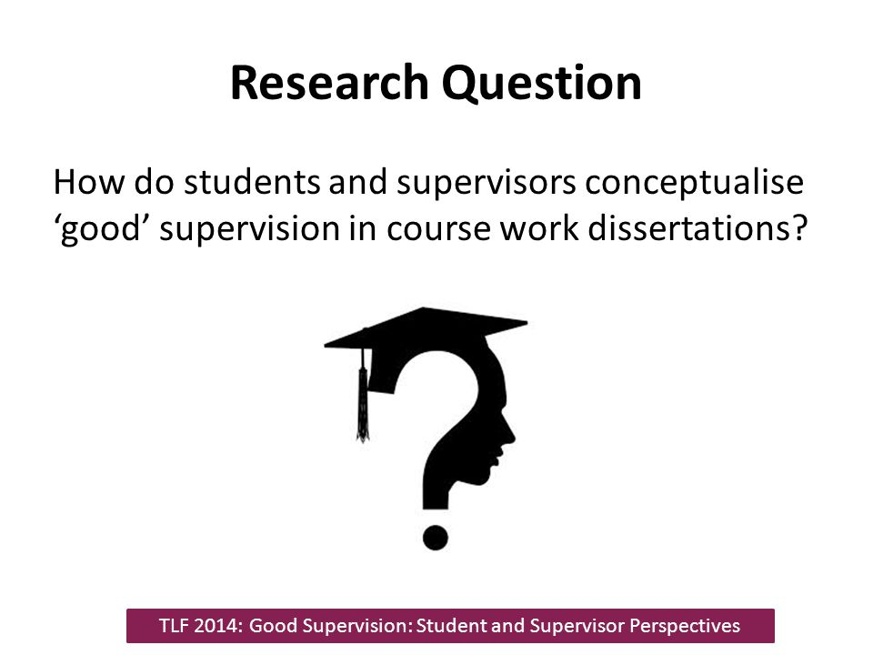 Dissertation Supervisor Jobs