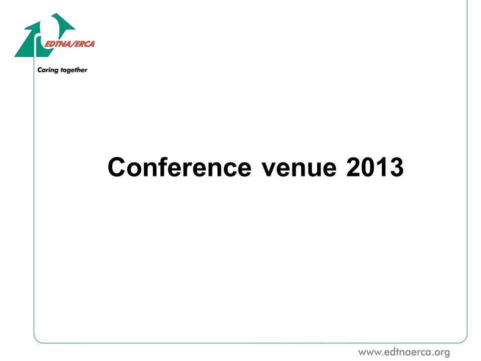 Conference venue 2013