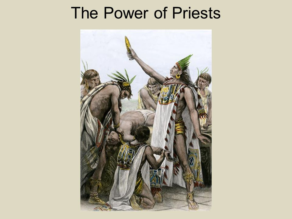 The Power of Priests