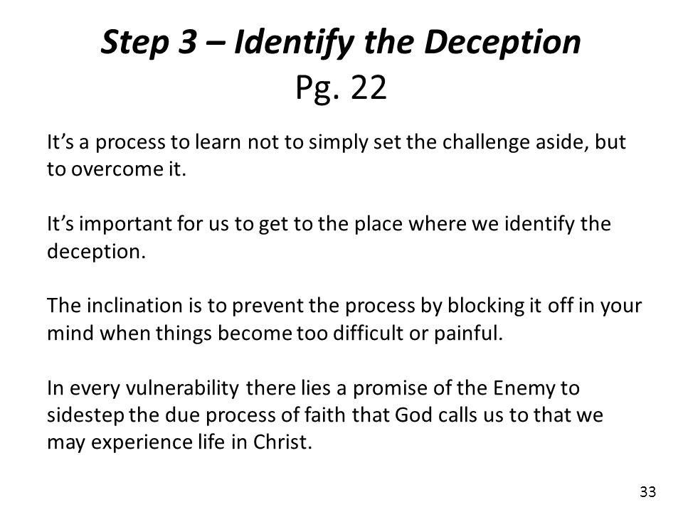 Discussion Point #8 Pg.